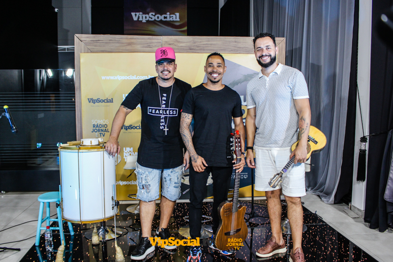 Destak do Samba agita o primeiro PocketShow do ano