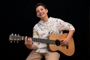 The Voice Kids, João Napoli, faz show gratuito no I Fashion Outlet Santa Catarina